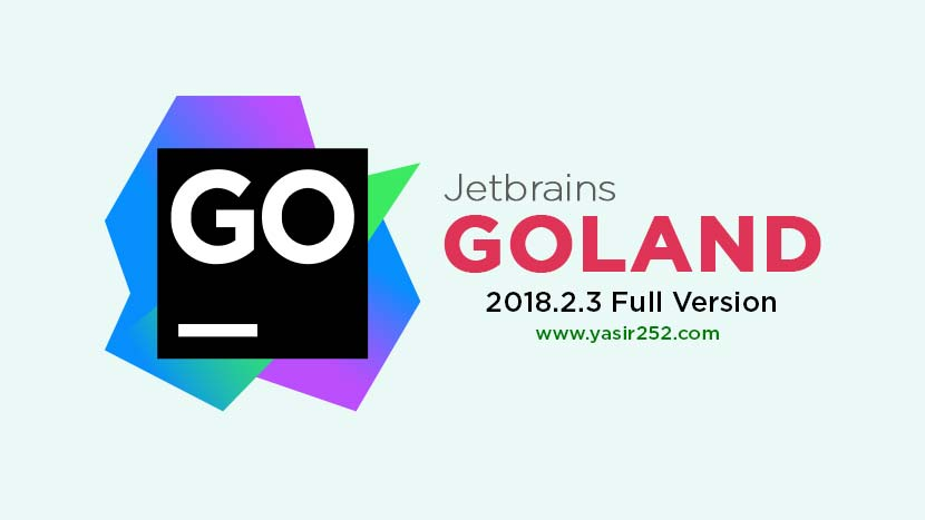 Jetbrains Goland 2018 Download Full Version