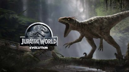 Jurassic World Evolution Full Crack Download