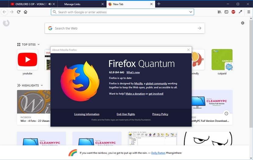 Mozilla Firefox Offline Installer Terbaru