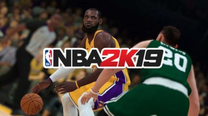NBA 2k19 Free Download Full Version PC Game