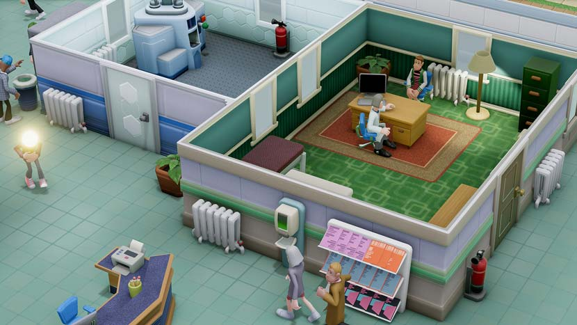 Two Point Hospital Free Download Full Version PC Game