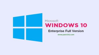 Windows 10 Enterprise ISO Download 64 bit full version