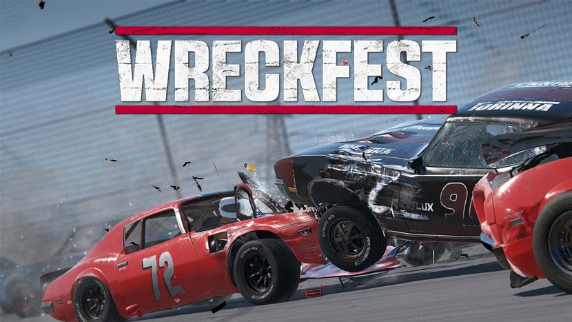Wreckfest PC Game Free Download Full Version