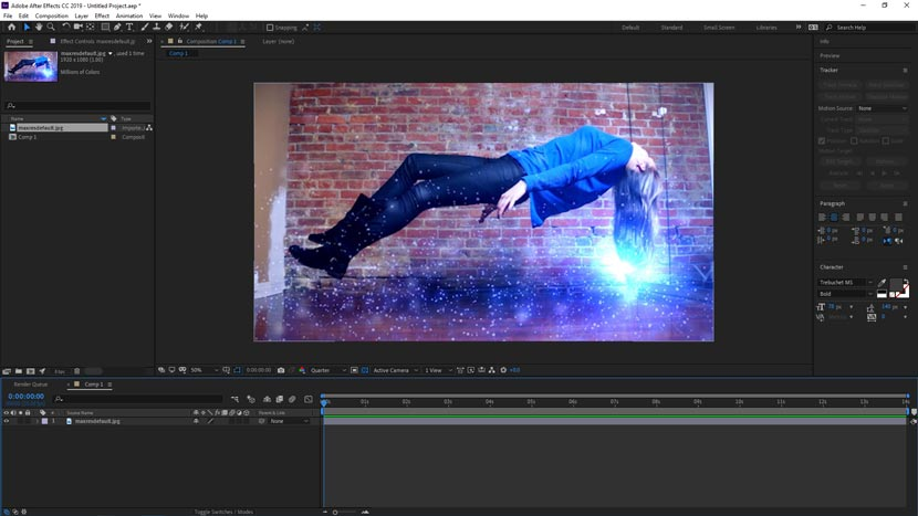 Adobe After Effects CC 2019 Terbaru Full Crack