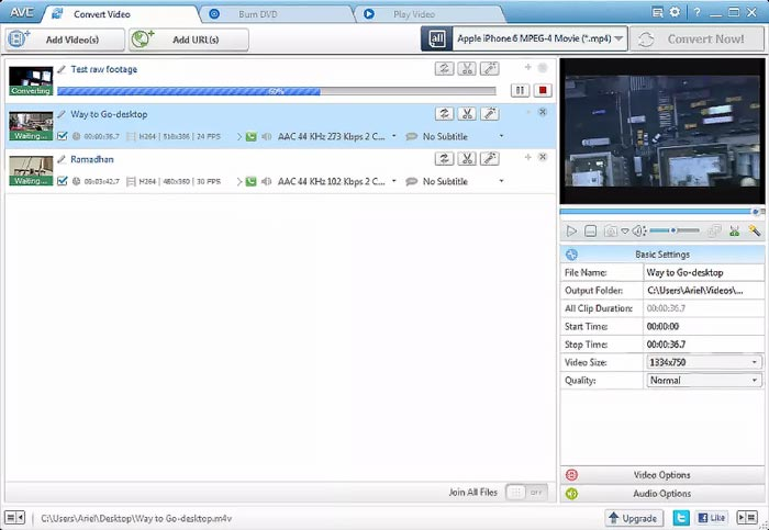 Any Video Converter Free Download Full