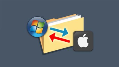Cara File Sharing Windows MacOS Melalui Wifi
