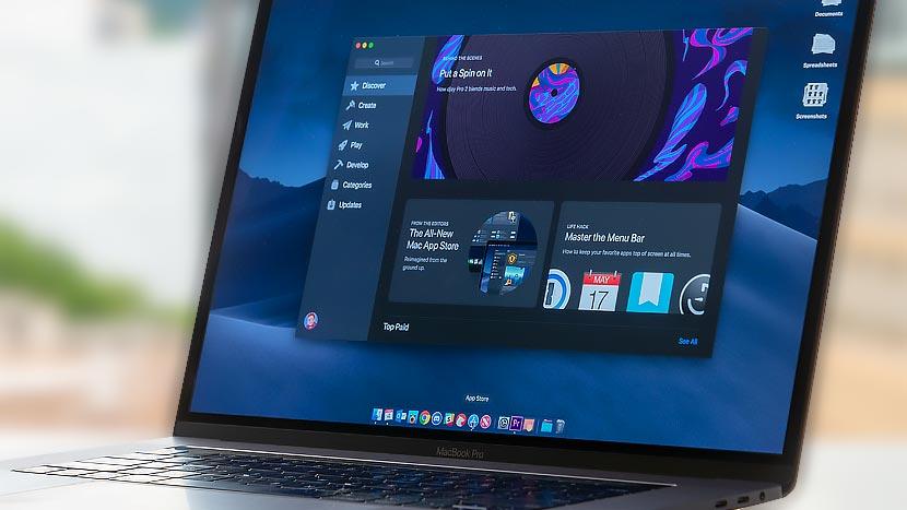 Cara Mengaktifkan Night Mode MacOS Terbaru Mojave