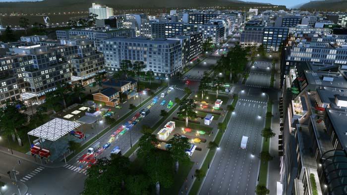 Cities Skyline Modern City Center Full Repack DLC