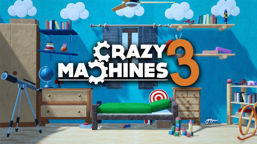 Crazy Machines 3 Lost Experiments PC Download Full Version
