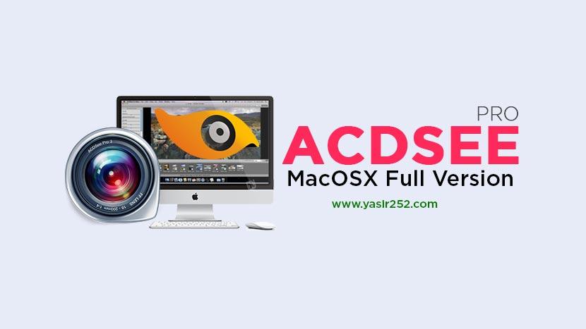 Download ACDSee Pro Mac Full Version Gratis