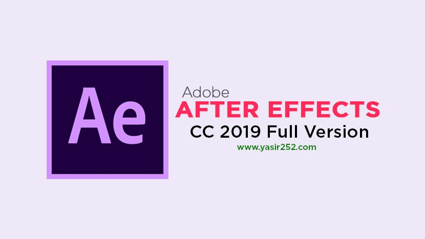 Download Adobe After Effects CC 2019 Full Version Crack