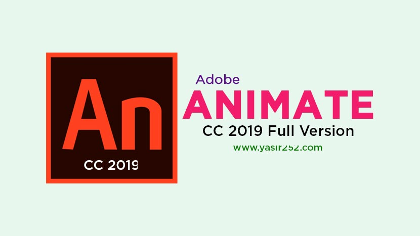 Download Adobe Animate CC 2019 Full Version