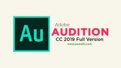 Download Adobe Audition CC 2019 Full Version Terbaru