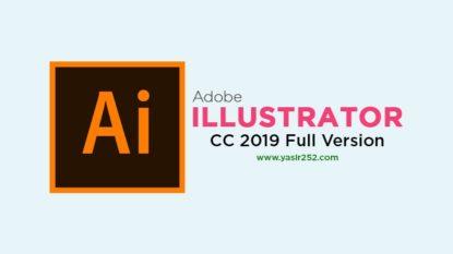 Download Adobe Illustrator CC 2019 Full Version Gratis