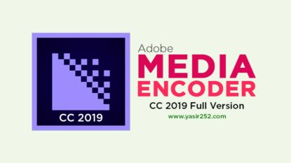 Download Adobe Media Encoder CC 2019 Full Version