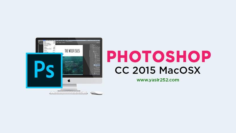Download Adobe Photoshop CC 2015 Mac Full Version