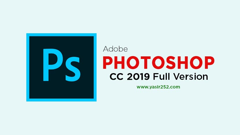 Download Adobe Photoshop CC 2019 Full Version Crack