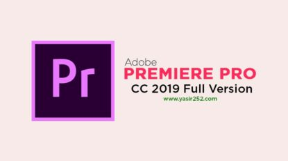 Download Adobe Premiere Pro CC 2019 Full Version