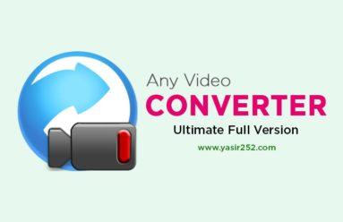 Download Any Video Converter Full Version Crack
