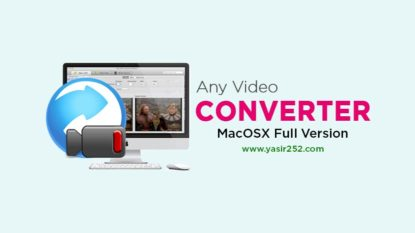 Download Any Video Converter MacOSX Full Version Crack