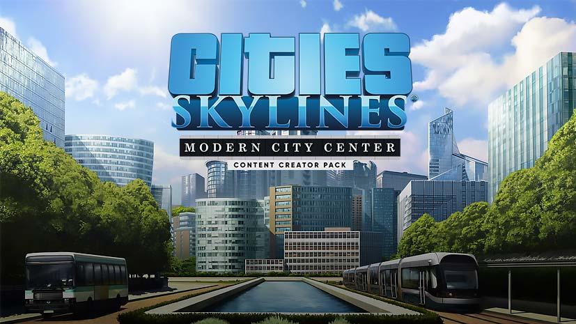 Download Cities Skylines Repack Full DLC PC Game