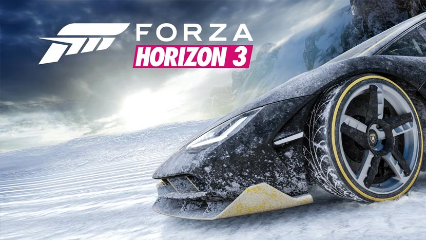 Download Forza Horizon 3 Repack PC Game With Crack