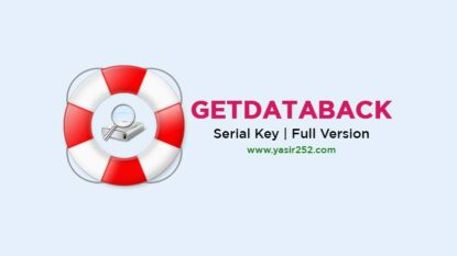 Download GetDataBack Full Version Free NTFS FAT