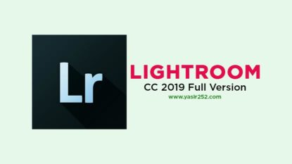 Download Lightroom CC 2019 Full Version Crack