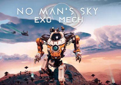 Download No Mans Sky Exo Mech Full Repack PC Game Free