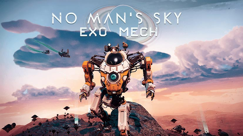 Download No Mans Sky Exo Mech Full Repack PC Game Free