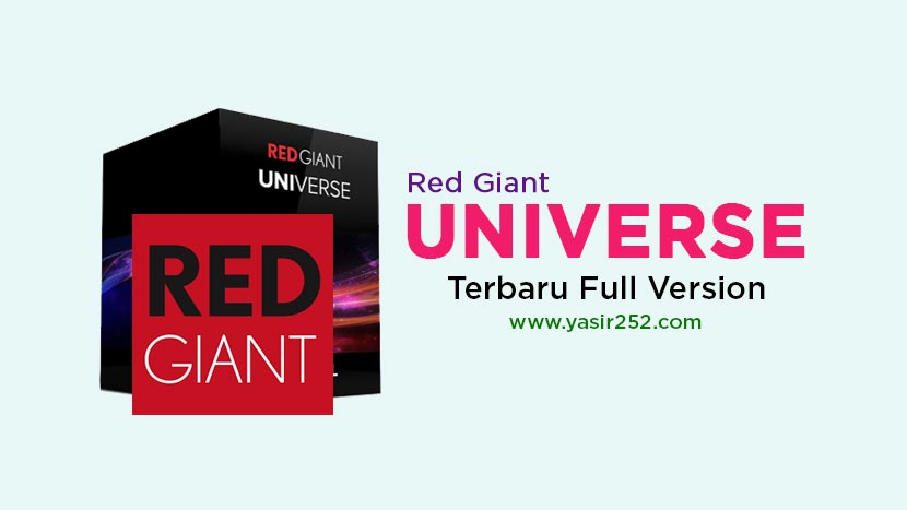 Download Red Giant Universe Full Version