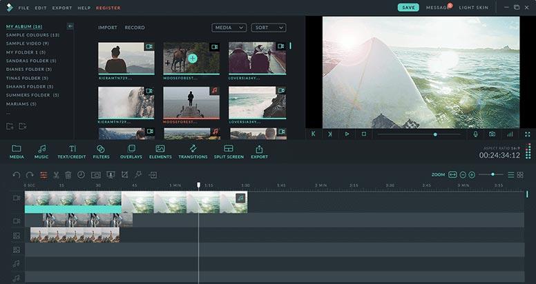 Download Wondershare Filmora Mac Full Version