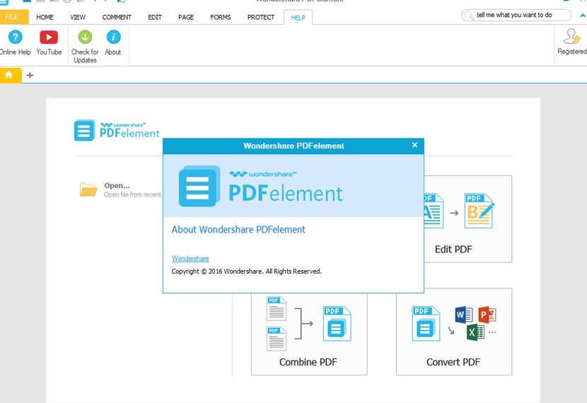 Download Wondershare PDFelement Full Crack