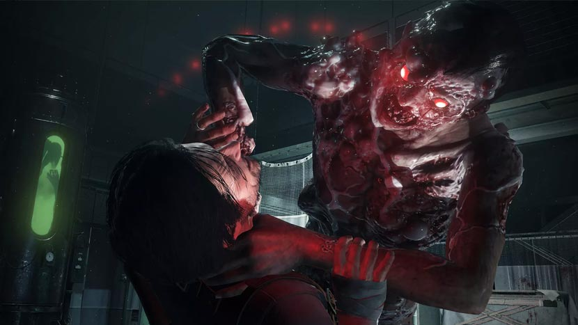 Install Game The Evil Within 2 Repack Full Crack