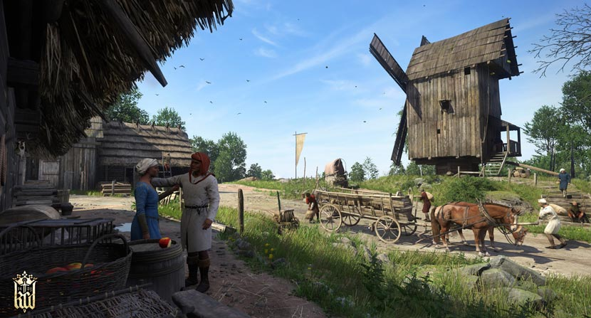 Kingdom Come Deliverance PC Download Repack
