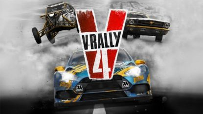 V Rally 4 Repack PC Game Free Download Full Crack