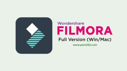 Wondershare Filmora Crack Download Full Version