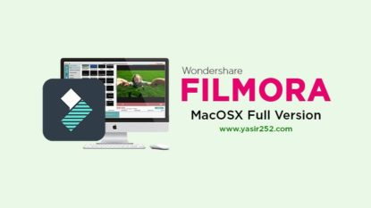 Wondershare Filmora Mac full version crack
