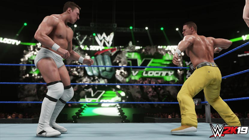WWE 2k19 PC Game Free Download Full Version