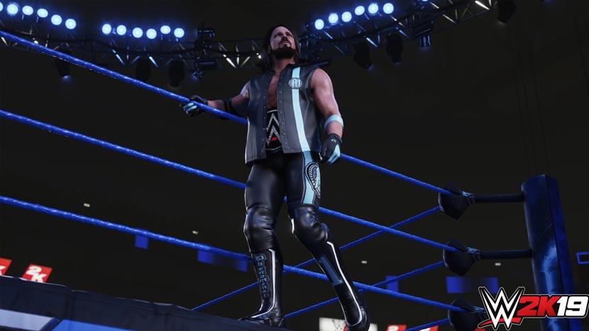 WWE 2k19 Repack