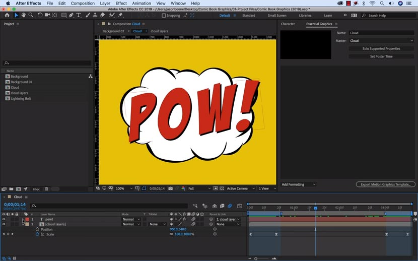 Adobe After Effects Mac Full Patch