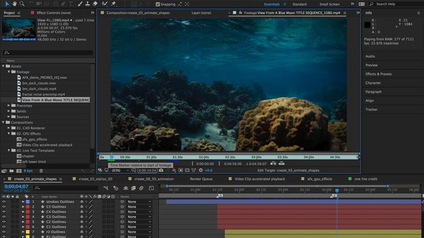 Adobe After Effects Portable Download