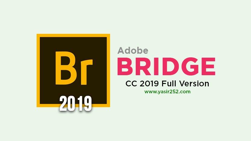 Adobe Bridge CC 2019 Download Full Version Crack
