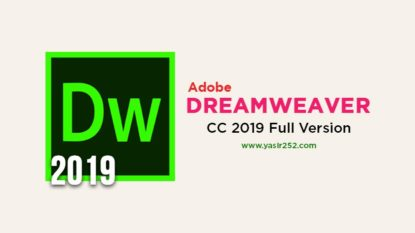 Adobe Dreamweaver CC 2019 Full Version Crack