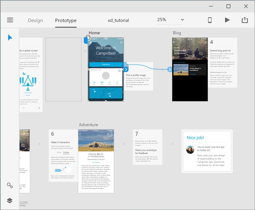Adobe XD Terbaru Free Download