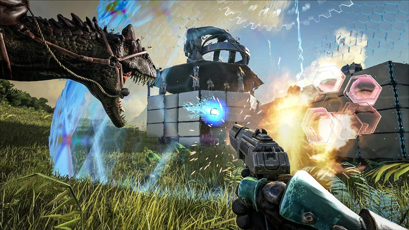 ARK Survival Evolved Extinction Full Crack Download