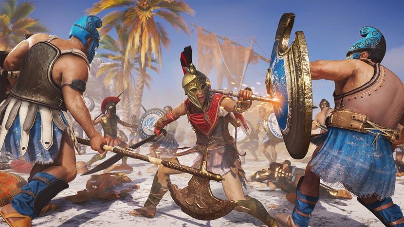 Assasins Creed Odyssey Crack Full Version