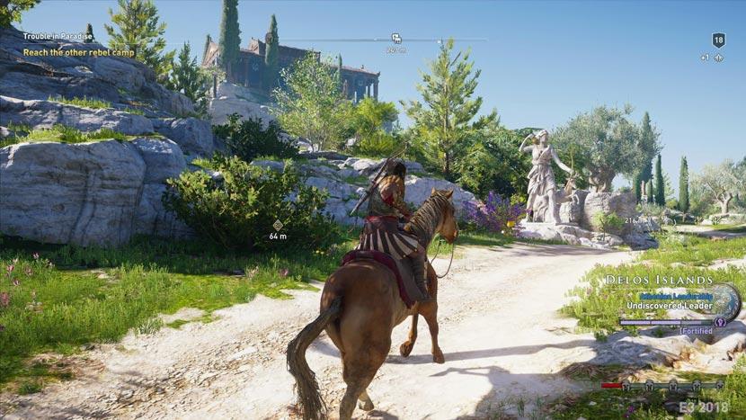 Assasins Creed Odyssey Gameplay