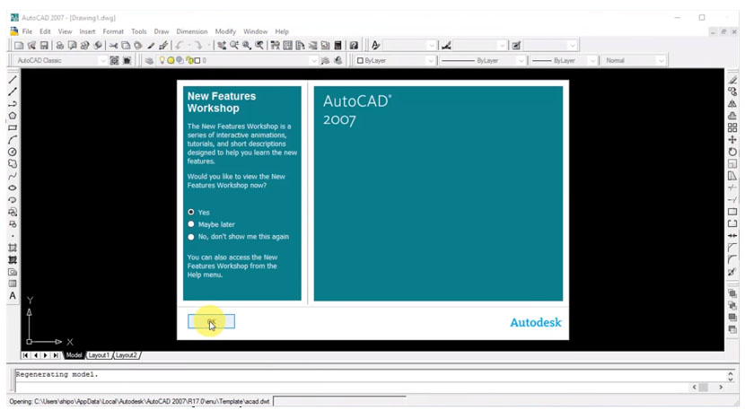 AutoCAD 2007 SP2 Full Version Download | YASIR252