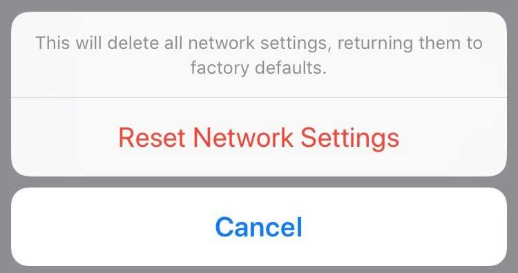 cara memperbaiki hotspot iphone pengaturan